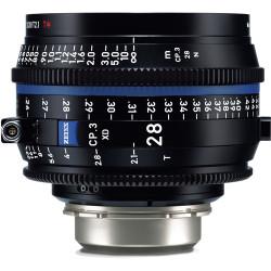 Zeiss CP.3 XD 28mm T2.1 Compact Prime Lens (ARRI PL Mount)