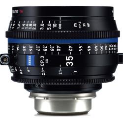 Zeiss CP.3 XD 35mm T2.1 Compact Prime Lens (ARRI PL Mount)