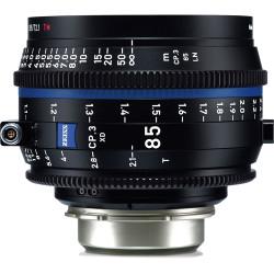 Zeiss CP.3 XD 85mm T2.1 Compact Prime Lens (ARRI PL Mount)