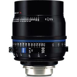 Zeiss CP.3 XD 100mm T2.1 Compact Prime Lens (ARRI PL Mount)