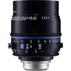 Zeiss CP.3 XD 135mm T2.1 Compact Prime Lens (ARRI PL Mount)