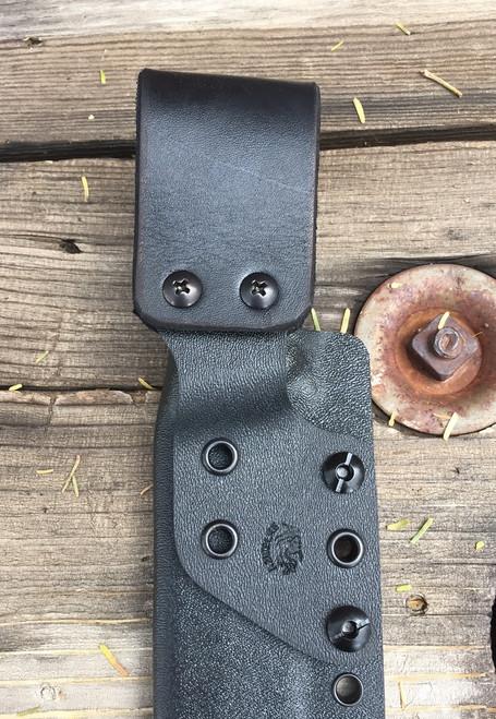 Hybrid Kydex® - Leather Drop loop