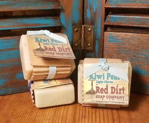 Kiwi Pear Natural Bar Soap