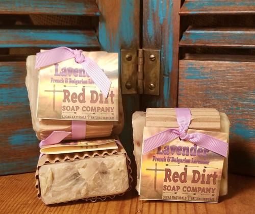Lavender Natural Bar Soap
