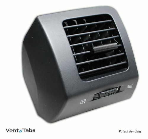 Vent Assembly with Vent Tab installed