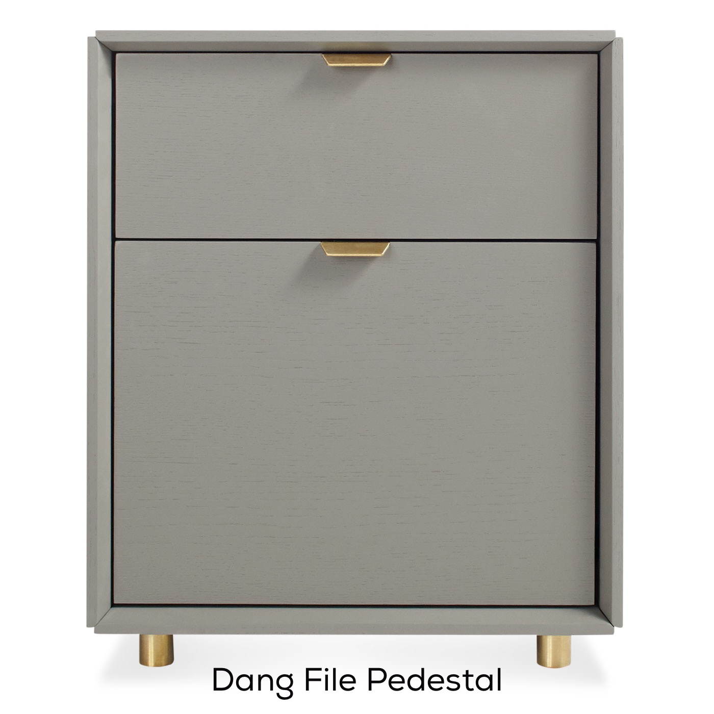 Blu Dot Dang File Pedestal