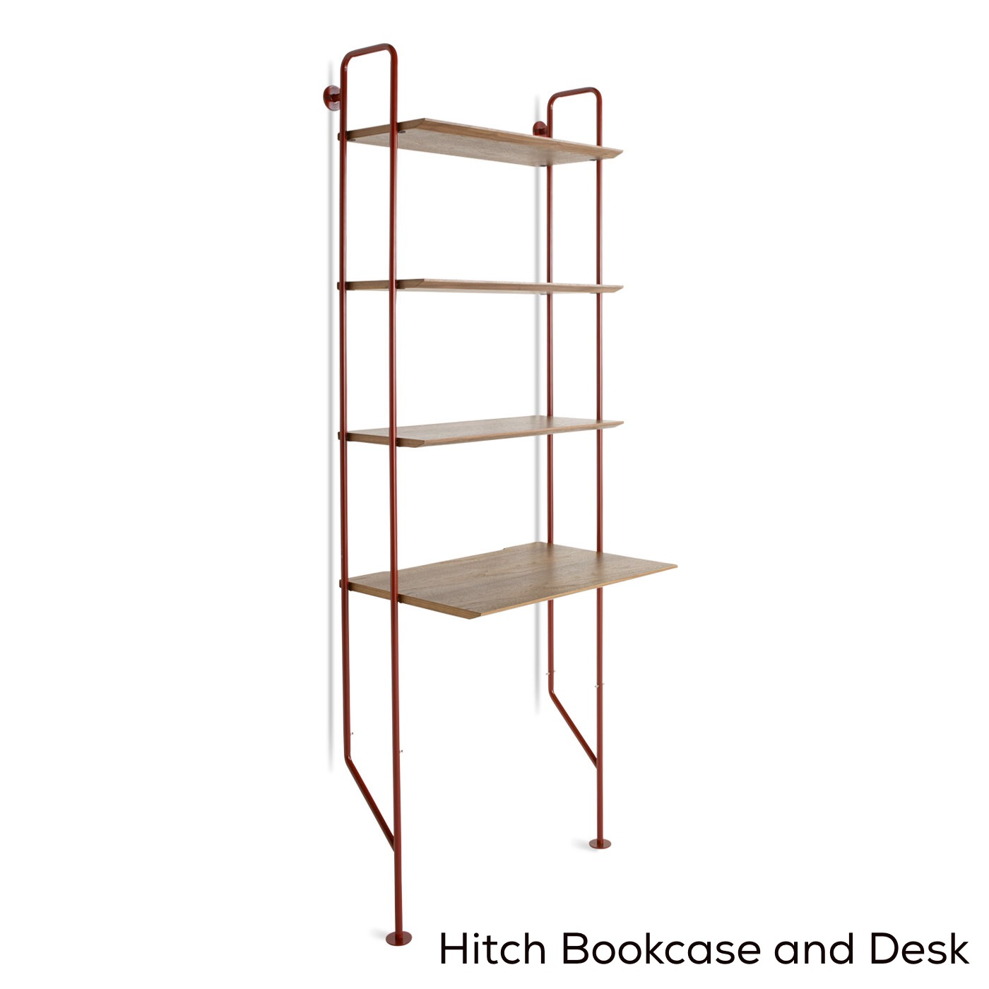 Blu Dot Hitch Bookcase and Desk