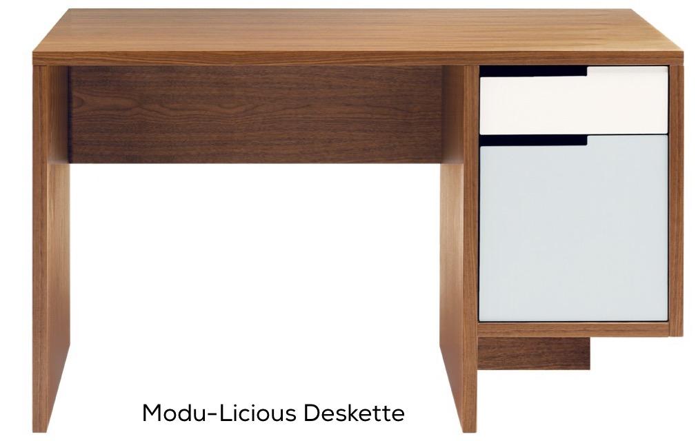 Blu Dot Modu-licious Deskette