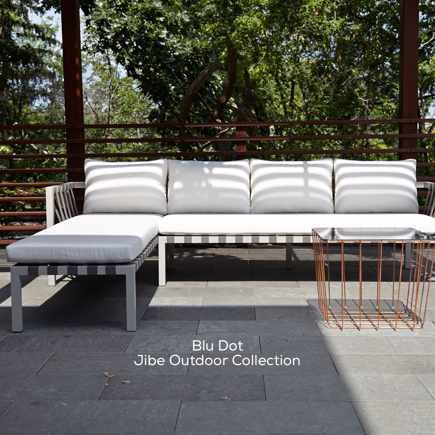 Blu Dot Jibe Sectional