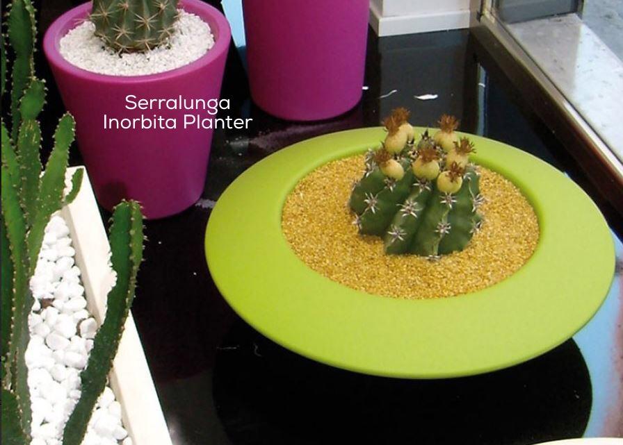 Serralunga Inorbita Planter