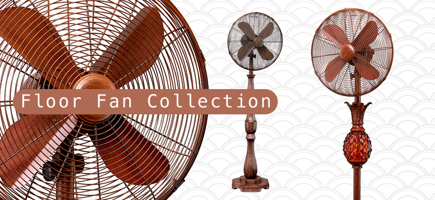Our Collection Of Designer Floor Fans Will Provide You With Endless  Decoration Options For Any Room In Your Home. Choose From Our Selection  Decorative ...