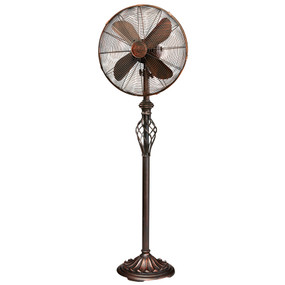 Prestige Rustica - Floor Stand Fans Collection
