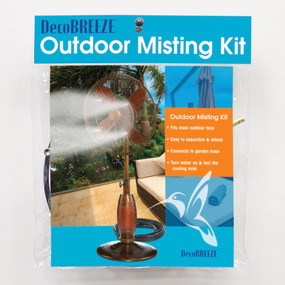 Outdoor Fan Mist Kit