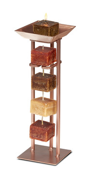COR Tower Holder - Copper