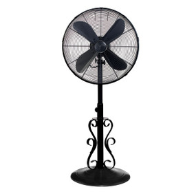 Outdoor Fan Ebony