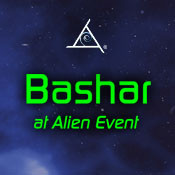 Bashar At Alien Event - 2 CD Set