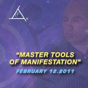 Master Tools of Manifestation - 2 CD Set