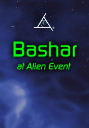 Bashar At Alien Event - DVD