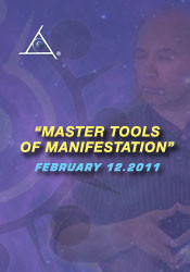 Master Tools of Manifestation - DVD