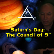 Saturn's Day: The Council of Nine - 2 CD Set
