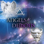 Angels and Demons - 4 CD Set