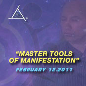 Master Tools of Manifestation - MP3 Audio Download