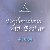 Explorations with Bashar - MP3 Audio Download