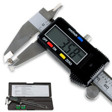 LUPO 150mm LCD Digital Vernier Gauge Caliper Micrometer