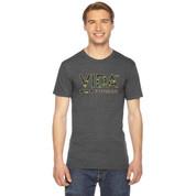 VIDA Unisex Tri Black Camo T-Shirt