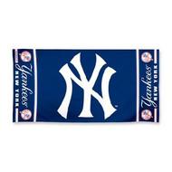 "New York Yankees WinCraft McArthur 30""x60"" Fiber Beach Towel"