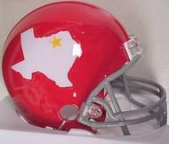 Dallas Texans 1960-1962 Riddell NFL Replica Throwback Mini Helmet