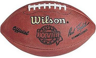 Super Bowl 28 XXVIII Wilson Official NFL Game Football Cowboys vs. Bills