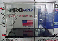 Pro Mold Football Mini Helmet Holder Protection Display Cube