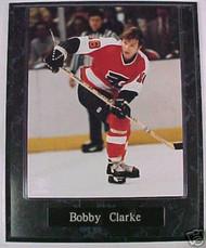 Bobby Clarke Philadelphia Flyers 10.5x13 Plaque