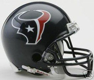 Houston Texans Riddell NFL Replica Mini Helmet