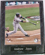 Andruw Jones Atlanta Braves 10.5x13 Plaque - PLAQUE-0714