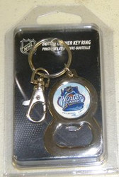 2012 Winter Classic Philadelphia NHL Team Logo Wincraft Acrylic Key Ring Bottle Opener