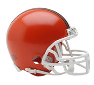 Cleveland Browns 1975-2005 Riddell NFL Replica Throwback Mini Helmet