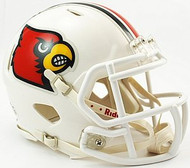 Louisville Cardinals Riddell NCAA Replica Revolution SPEED Mini Helmet
