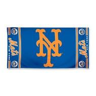 """New York Mets WinCraft McArthur 30""""x60"""" Fiber Beach Towel"""