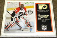 Brian Boucher Philadelphia Flyers NHL 15x12 Plaque