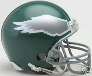 Philadelphia Eagles 1974-1995 Z2B Riddell NFL Replica Throwback Mini Helmet