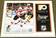Daniel Briere Philadelphia Flyers NHL 15x12 Plaque
