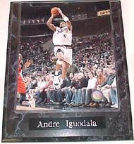 Andre Iguodala Philadelphia 76ers 10.5x13 Plaque