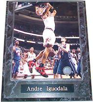 Andre Iguodala Philadelphia 76ers 10.5x13 Plaque - PLAQUE-0951