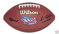 Super Bowl 36 XXXVI Wilson Official NFL Game Football Rams vs. Patriots