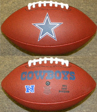 Dallas Cowboys Jarden Sports NFL Game Time Full Size Football