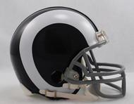 Los Angeles Rams 1965-1972 Z2B Riddell NFL Replica Throwback Mini Helmet