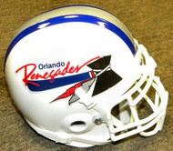 Orlando Renegades USFL United States Football League Authentic Mini Helmet