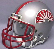 Memphis Showboats USFL United States Football League Authentic Mini Helmet